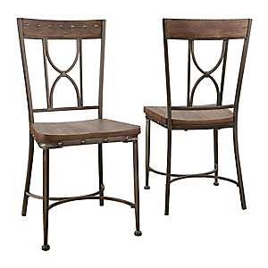 Paddock Dining Chairs, Set of 2