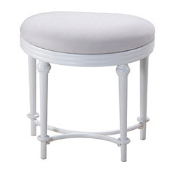 Cape May Vanity Stool