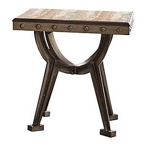 Paddock End Table