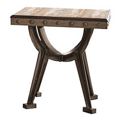 Paddock End Table