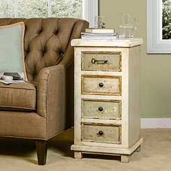 LaRose 4-Drawer Accent Cabinet