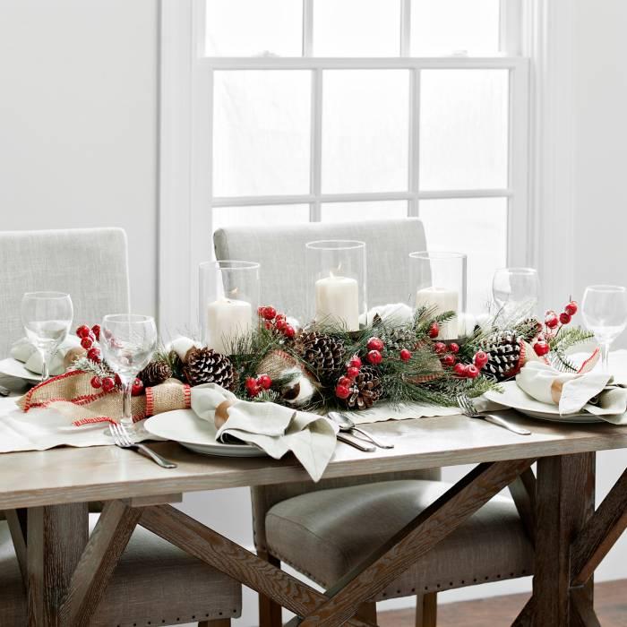 Christmas Decorating Entertaining Ideas
