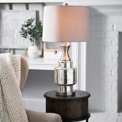 Millie Mercury Glass Table Lamp