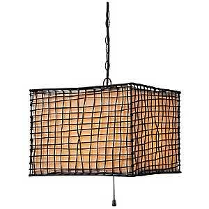 Trellis Outdoor Pendant Lamp