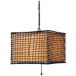 Trellis Outdoor Pendant Lamp