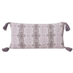 Gray Malikah Reversible Accent Pillow