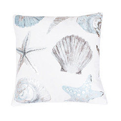 Lima Seashell Pillow