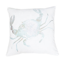 Corey Crab Pillow