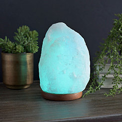 Color-Changing Himalayan Salt USB Night Light