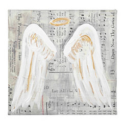Angel Wings Canvas Art Print