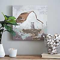 Barn Canvas Art Print
