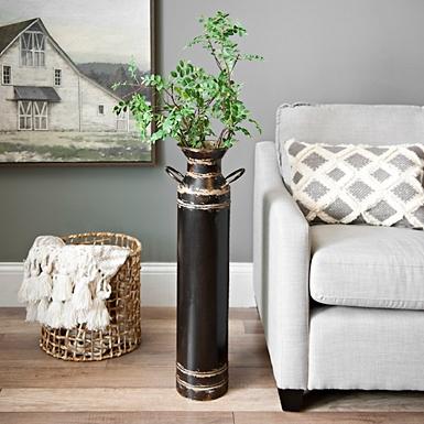 outdoor metal vases vases floor vases kirklands