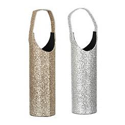Glitter Wine Totes