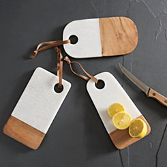 Mini Marble Cutting Boards