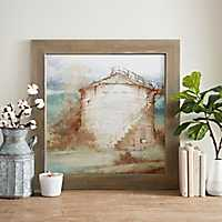 Silo Framed Art Print