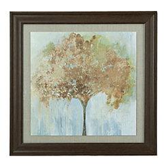 Autumn Tree Framed Art Print