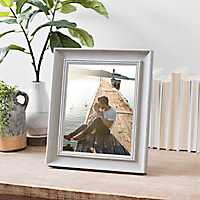 Distressed Light Blue Picture Frame, 8x10