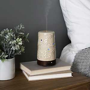 Vine Flourish Ultrasonic Essential Oil Diffuser