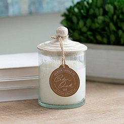 Jackson Cedar Oak Jar Candle
