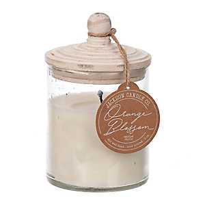 Jackson Orange Blossom Jar Candle