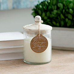 Jackson Orange Blossom Jar Candle
