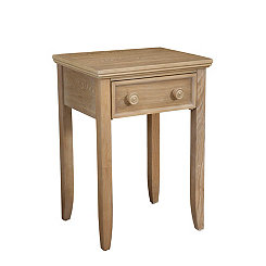 Driftwood 1-Drawer Night Stand