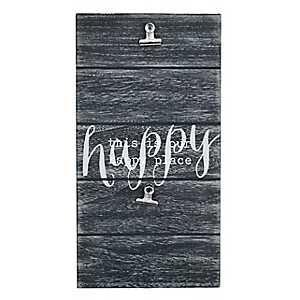 This Is Our Happy Place Collage Clip Frame