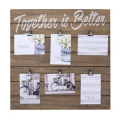 Together Is Better Collage Clip Frame