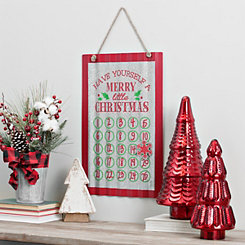 Merry Little Christmas Calendar