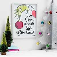 Grinchmas Framed Art Print