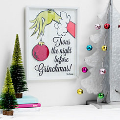 Grinchmas Framed Art Print