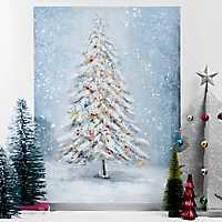 Enchanted Tree Canvas Art Print