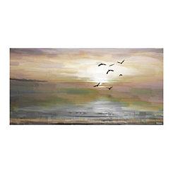 Hyman Canvas Art Print