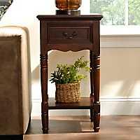 Ava Chestnut Side Table