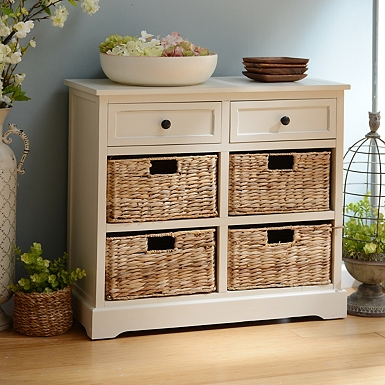 furniture with baskets dressers chests kirklands