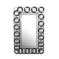 Ring Framed Decorative Wall Mirror