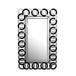 Ring Framed Decorative Wall Mirror