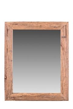 reclaimed wood framed mirror kirklands - Wood Frame Mirror