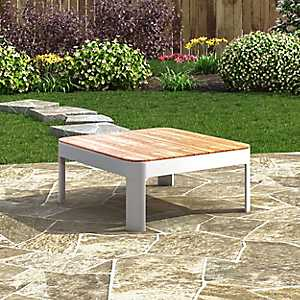 Rosa Square Outdoor Coffee Table