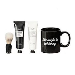 Men's Shaving Kit Mug 4-pc. Gift Set