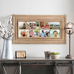 Scarlett Distressed Wood Collage Frame