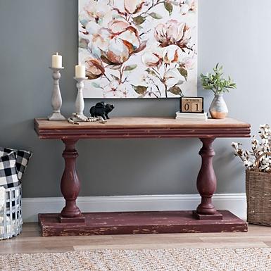 console table in living room.  s7d5 scene7 com is image Kirklands 167271 1 hei 38
