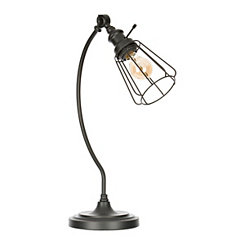 Lyon Adjustable Edison Table Lamp