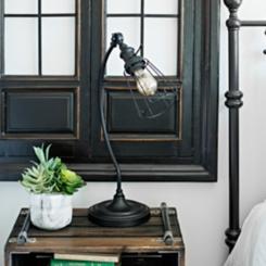 Lyon Adjustable Edison Table Lamp
