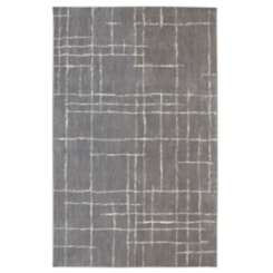 Chatham Gray Shag Area Rug, 8x10
