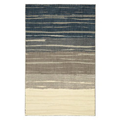 Pagosa Blue Area Rug, 5x8