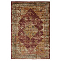 Parlin Berry Area Rug, 5x8