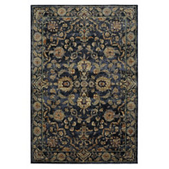 Bickford Blue Slate Area Rug, 8x11