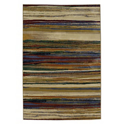Warren Abstract Area Rug, 5x8