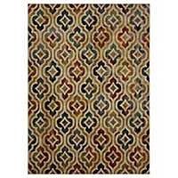Wright Abstract Area Rug, 5x8
